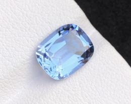 Santa Maria Color 3.00 ct Natural Aquamarine Gemstone~RS