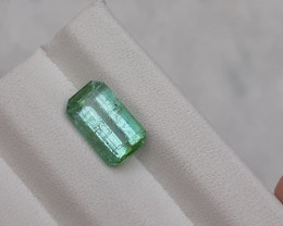 HGTL Certified 2.70 Carats Natural Tourmaline Nice Cut Gemstone