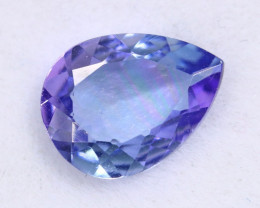 1.02cts Natural Tanzanite Gemstone / JKL1951