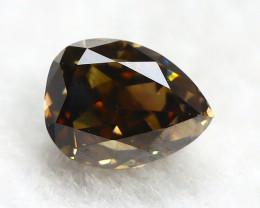 Yellowish Brown Diamond 0.23Ct Natural Untreated Genuine Diamond B0744