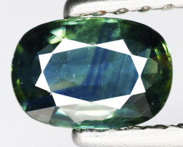 0.53 Cts Natural Parti Sapphire Gemstone
