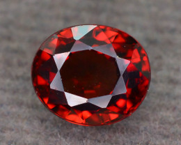 AAA Brilliance 1.50 ct Red Zircon