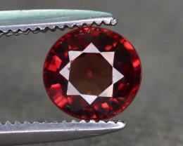 AAA Brilliance 0.95 ct Red Zircon