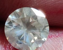 Natural   solitiare white diamond 1.52 carat size -1pcs