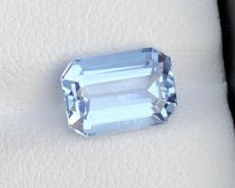 Santa Maria Color 2.85 ct Natural Aquamarine Gemstone~AB