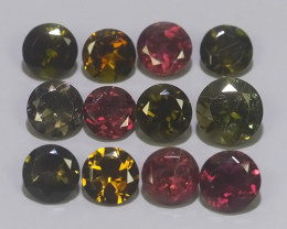 6.90 CTS AWESOME NATURAL FANCY TOURMALINE EXCELLENT GEM!!