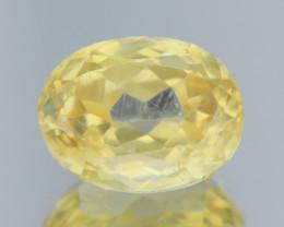 World RARE Flawless 4.010Ct Scheelite Cut Gemstone@PAKISTAN