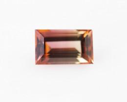 Bi colour Tourmaline, from Nigeria, rare gems very special, #B3BI-16