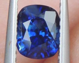 1.13cts, Royal Blue Sapphire from Sri Lanka