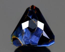 Pietersite 5.26Ct Master Cut Natural Namibia Meuve Blue Pietersite A0902
