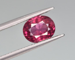 Natural Rhodolite Garnet 2.15 Cts Precision Cut Gemstone