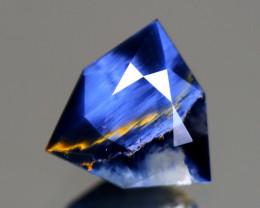 Pietersite 3.89Ct Shield Cut Natural Namibia Meuve Blue Pietersite C0824