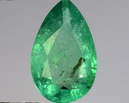 Colombian Emerald 1.02 Cts Green Color Natural Gemstone