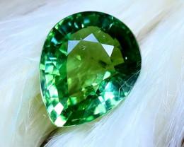 Tourmaline 1.80Ct Natural Green Color Tourmaline DR699/B48