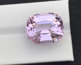Top Grade & Cut 27.40 ct Light Pink Kunzite