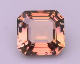 Tanzanite Extreme Rare 3.24 ct aka Zoisite Orange Color Untreated SKU-42