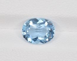 Natural Aquamarine 1.43 Cts Good Quality Gemstone