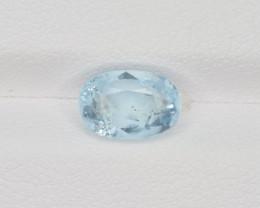 Natural Aquamarine 1.52 Cts Good Quality Gemstone