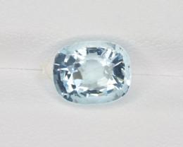 Natural Aquamarine 1.85 Cts Good Quality Gemstone