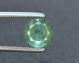 Classic Piece Of 1.90 Ct Brilliant Color Natural Emerald Gemstone