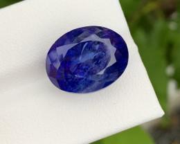 NO RESERVE 17.59 ct Tanzanite gemstone