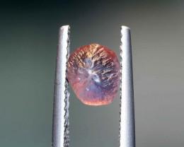 1.34cts Sapphire fac grade no heat Madagascar