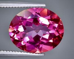 5.44 Crt  topaz  Faceted Gemstone (Rk-39