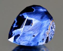 Pietersite 4.44Ct Master Cut Natural Namibia Meuve Blue Pietersite A1105