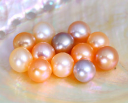 Akoya Pearl 6.7mm 25.62Ct Natural Akoya Fancy Pearl A1113