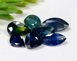 Sapphire 5.55Ct Natural Australian Blue Color Sapphire Lot B1213