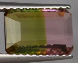 1.63 CT Padparadscha Color Natural Mozambique Tourmaline-PTB29