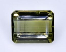 1.36 Crt  tourmaline  Natural  Faceted Gemstone.( AB 44)