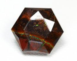 Boulder Opal 6.03Ct Master Cut Natural Australian Boulder Opal C1206
