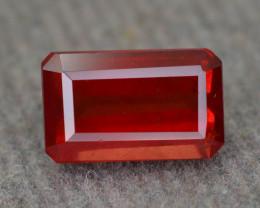 Top Grade 1.30 ct Red Garnet
