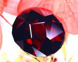 Almandine 19.47Ct Natural Vivid Blood Red Almandine Garnet  ER667/B29