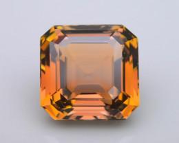 Certified Zoisite Rare 8.58 ct aka Orange Tanzanite Untreated SKU-42