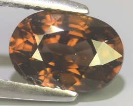 2.25 CTS AWESOME SPARKLE NATURAL RARE BEST ZIRCON~EXCELLENT!