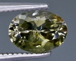 1.27 Crt  tourmaline  Faceted Gemstone (Rk-40