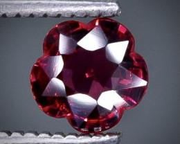 0.68  Crt  garnet   Faceted Gemstone (Rk-40