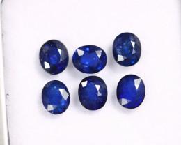 5.45cts Natural Dark Blue Sapphire /MAY2769