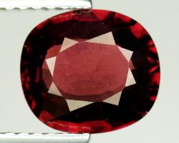 2.36 Ct Natural Red Rhodolite Garnet Good Luster RD09
