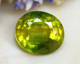 Fancy Sapphire 0.94Ct Natural Parti Sapphire D1605/A16