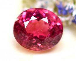 Tourmaline 1.10Ct Natural Pink Tourmaline D1619/B49