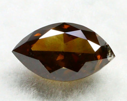 Champagne Diamond 0.36Ct Natural Untreated Genuine Diamond C1341