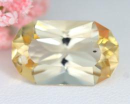 Scapolite 9.14Ct VS Oval Cut Natural Yellow Color Scapolite C1320