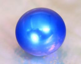 Akoya Pearl 7.8mm 3.10Ct Natural Akoya Blue Pearl C1325