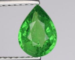 1.10 Ct Forest Green Tsavorite Top Luster Gemstone TS07