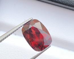 5 .60 Ct Natural Red Umbalite Garnet