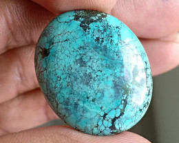 Huge Tibetian Turquoise 100% NATURAL AND UNTREATED VA2601