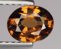 1.13 Ct Natural Zircon With Good Luster Gemstone ZR03
